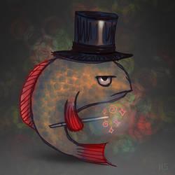 2020.04.20: Magician Mishap Fish