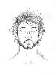 Inktober 21st: Sleep