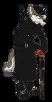 Jack Bruno by neonspider