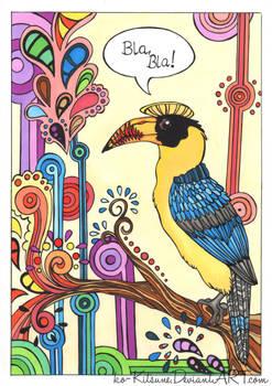 .:Great Hornbill:.