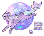 : adopt 23 : OPEN auction + extras by weevil-adopts