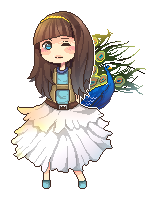 Pixel Child!Corale by Yue-t