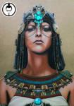 Cleopatra by erlartz