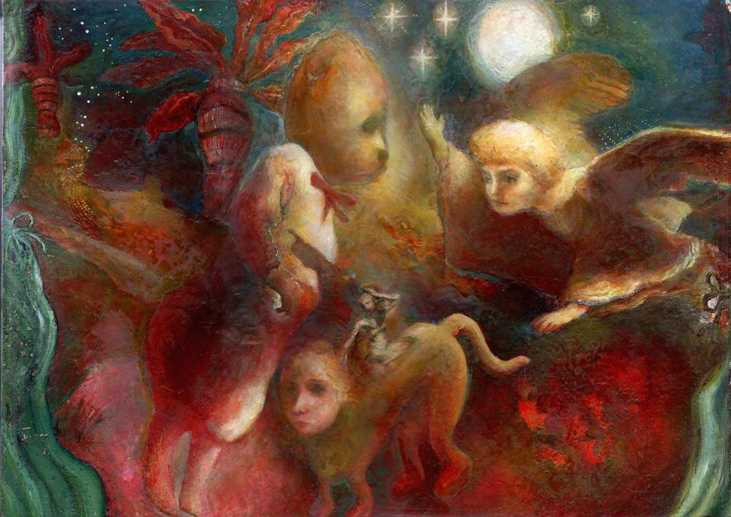 Everly Angels by ChloeC