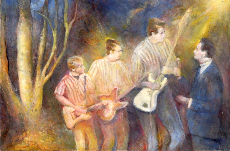 The Beach Boys in Thorncombe by ChloeC