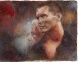 Orton Flair Three by ChloeC