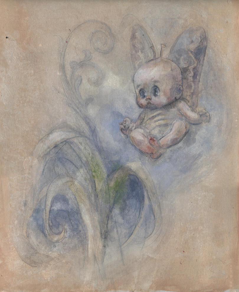 Forgetful Fairy by ChloeC