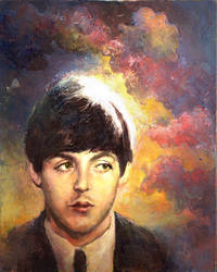 McCartney Fanpainting by ChloeC