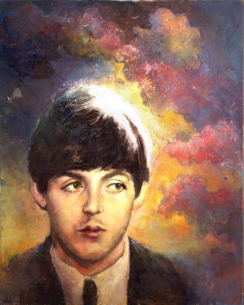 McCartney Fanpainting by ChloeC