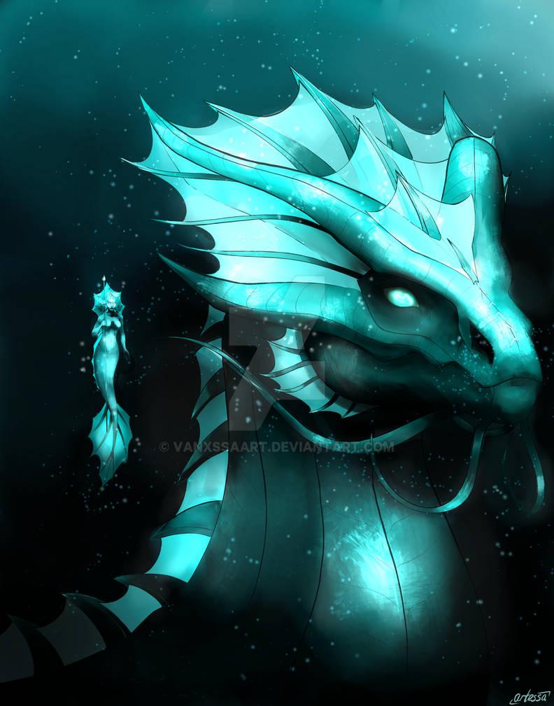 MerMay 2021: 'Dragon'