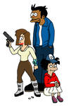 Futurama The Walking Dead