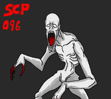SCP-096 by cocoy1232