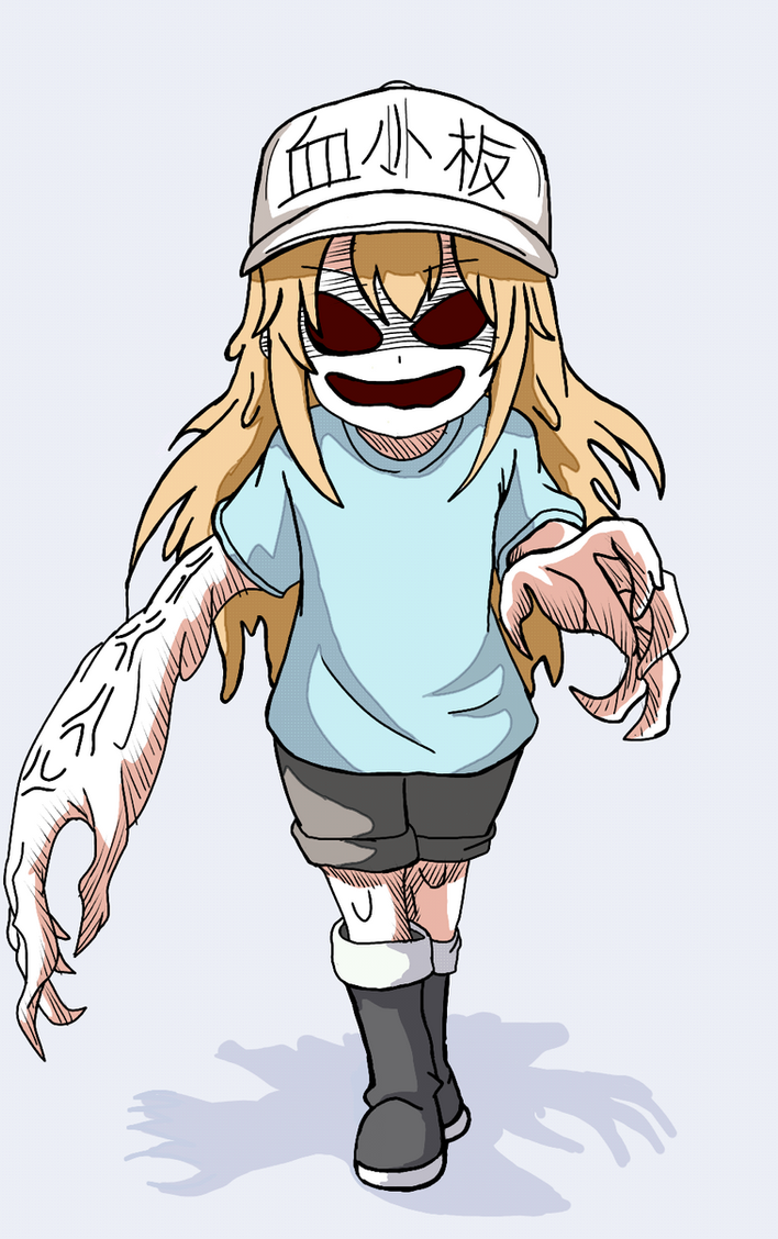 Cancer Platelet by cocoy1232