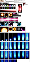 Ultimate Effects Sheet 8 by Xypter