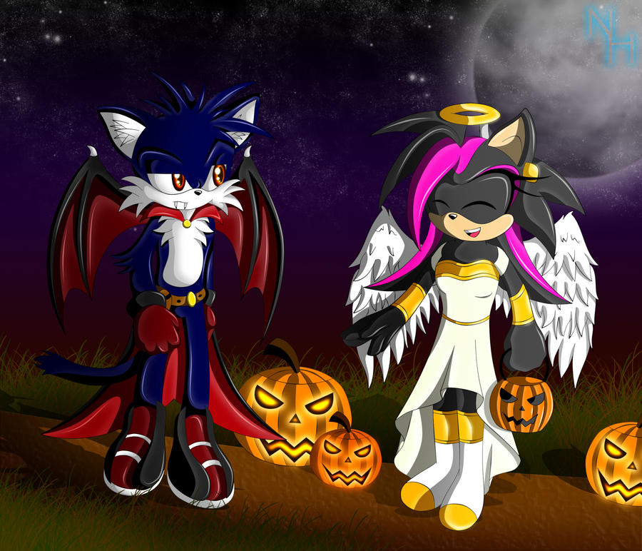.:Contest:. Happy halloween by SonARTic