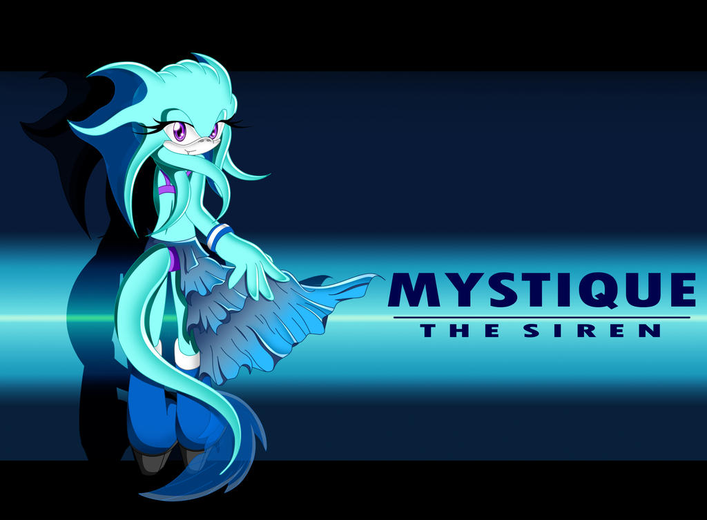 Mystique Wallpaper by SonARTic