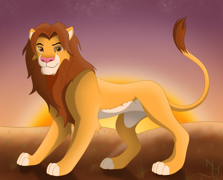 Simba by SonARTic