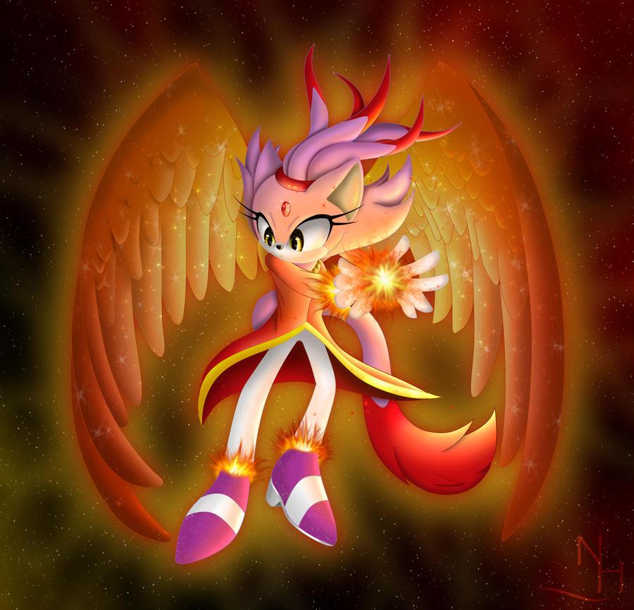 Burning Blaze by SonARTic
