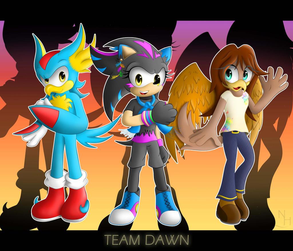 Team Dawn by SonARTic