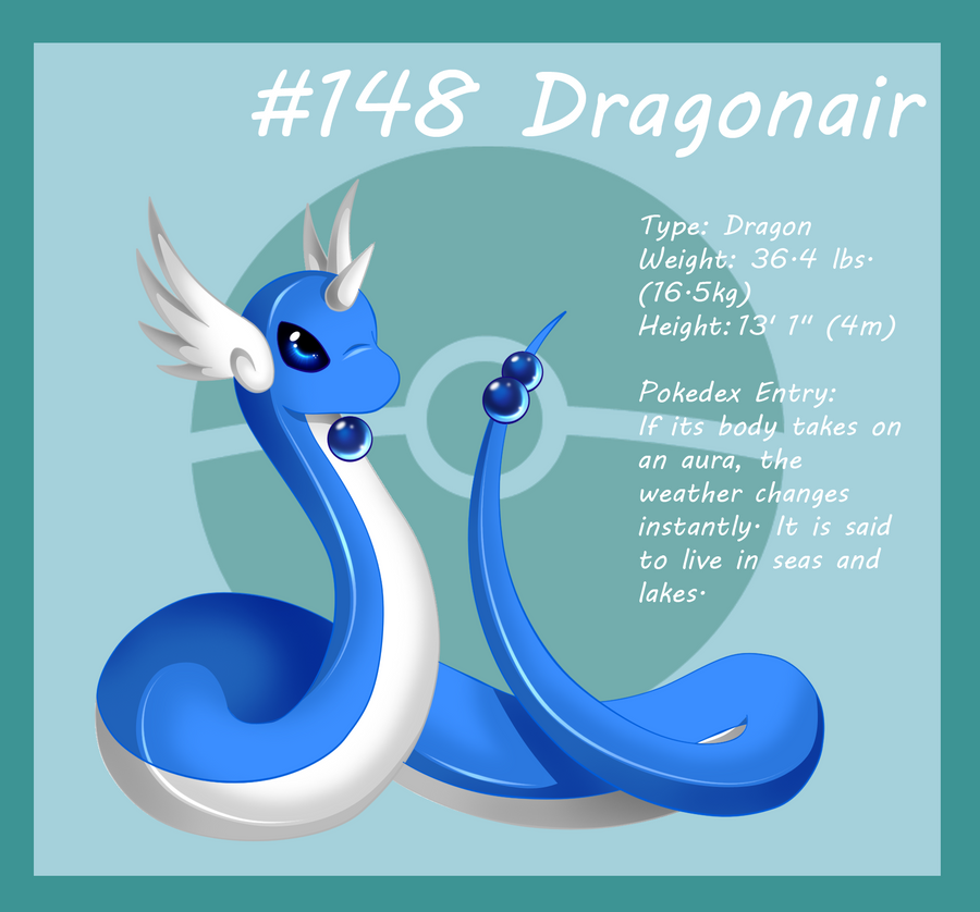 Dragonair by SonARTic