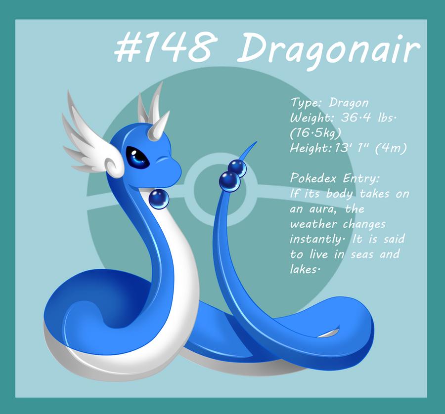 Dragonair by SonARTic