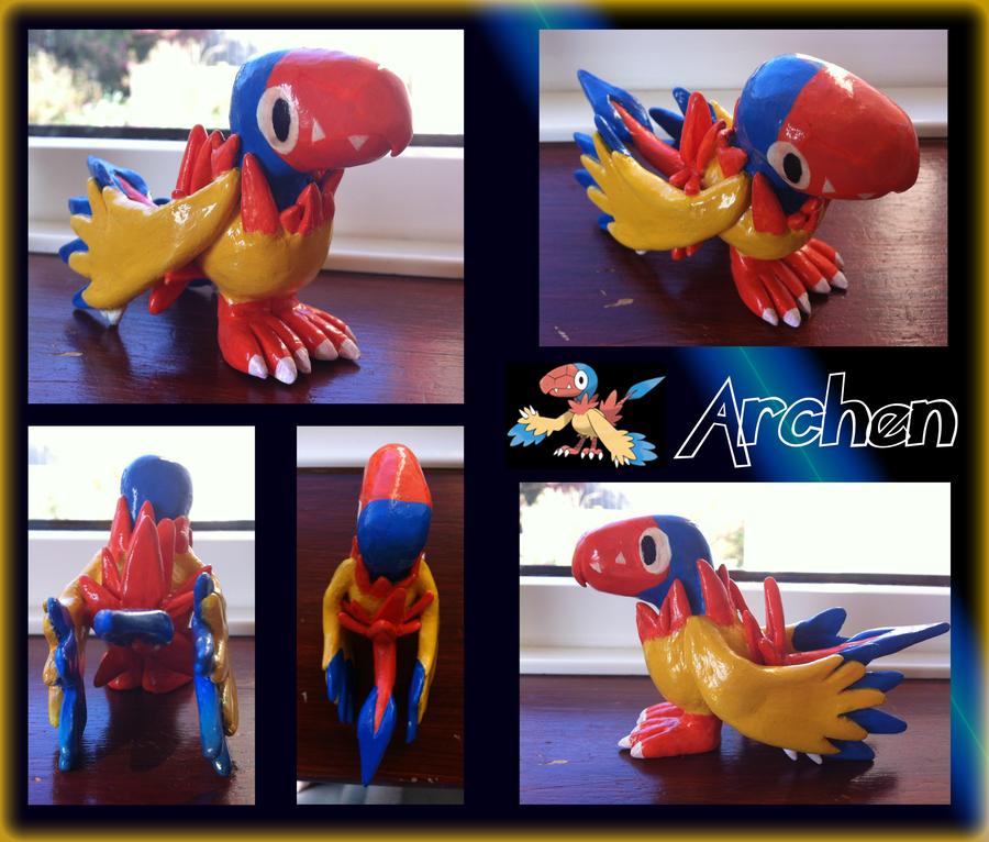 Archen Model by SonARTic