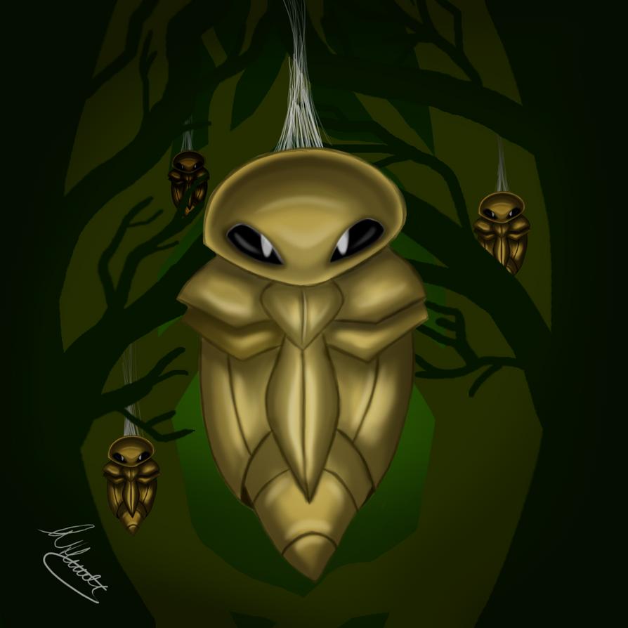 Kakuna Speedpaint by SonARTic