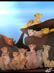 Nala's Lionesses