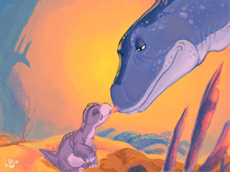 FANART: Land Before Time