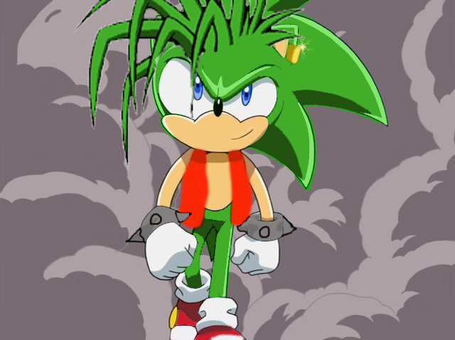Manic in Sonic X by Rashuanu on DeviantArt