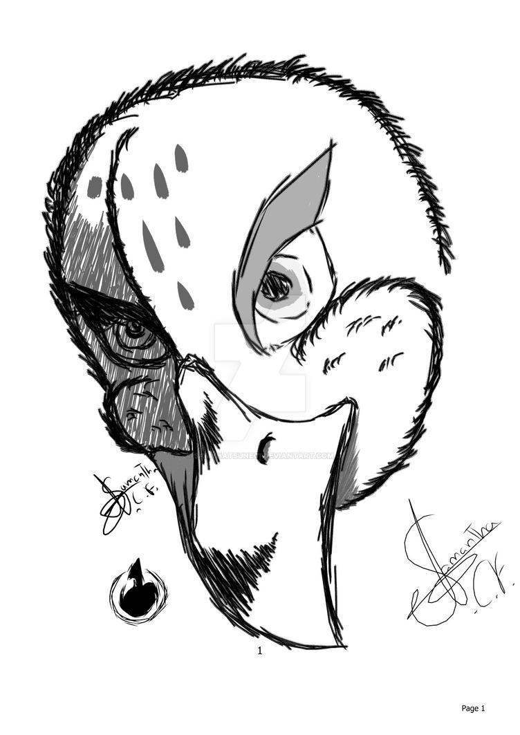 Loluis - Bird by SamyHatsune01