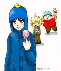 craig's popsicle by Hyaene