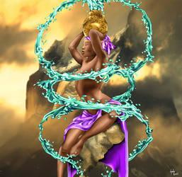 Aquarius by reflet-de-lyly