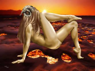 Aries by reflet-de-lyly