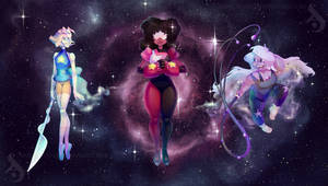 Space Gems by Analostan