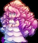 Chibi Rose Quartz