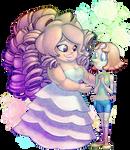Rose x Pearl