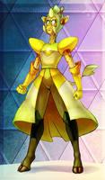 SU Furries - Yellow Diamond