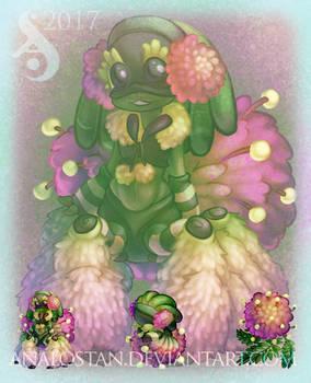 Arachnida - Mimosa