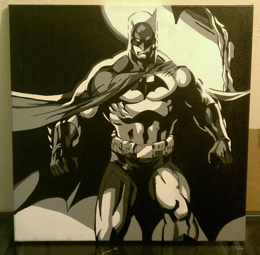 Batman by BlackMamba811