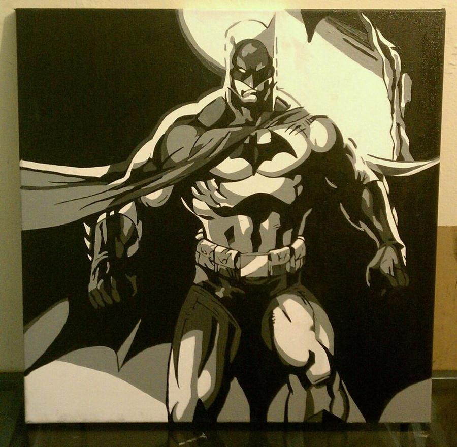 Batman by BlackMamba811