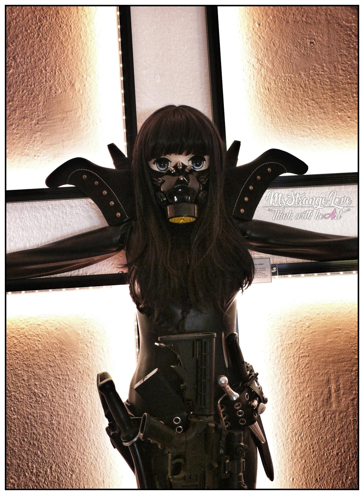 Death Angel / Covid Enforcer