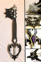 Oblivion Keyblade by Bayr-Arms
