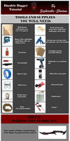 How to make a Daedric Dagger  - Tutorial by Bayr-Arms