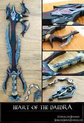 Heart of The Daedra Keyblade