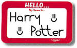 Harrys Name Tag