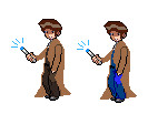The doctor sprite 2 by Harry-Potter-Addict