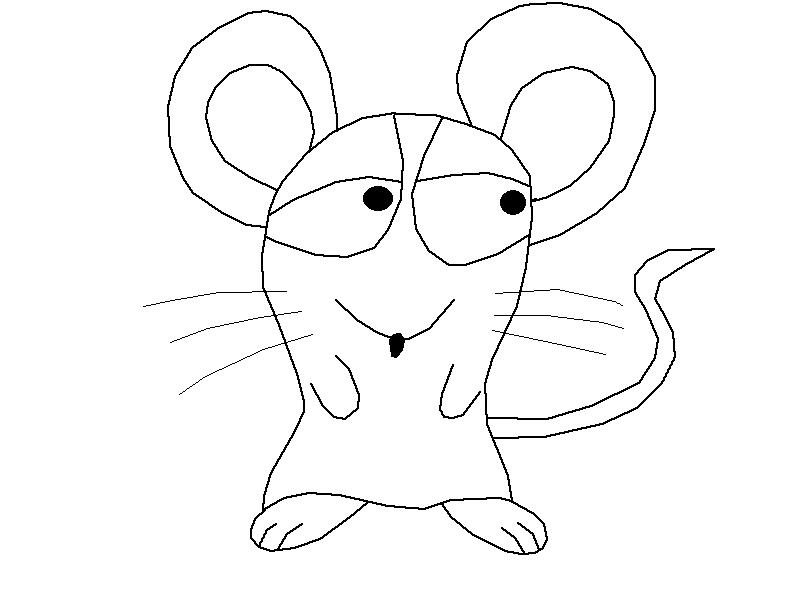 http://www.toonvectors.com/clip-art/cartoon-mouse-holding-a-sign-black ...