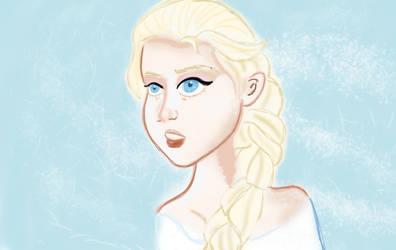 Elsa by NinjaGirl101
