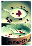 Having Love For Breakfast by Mischx
